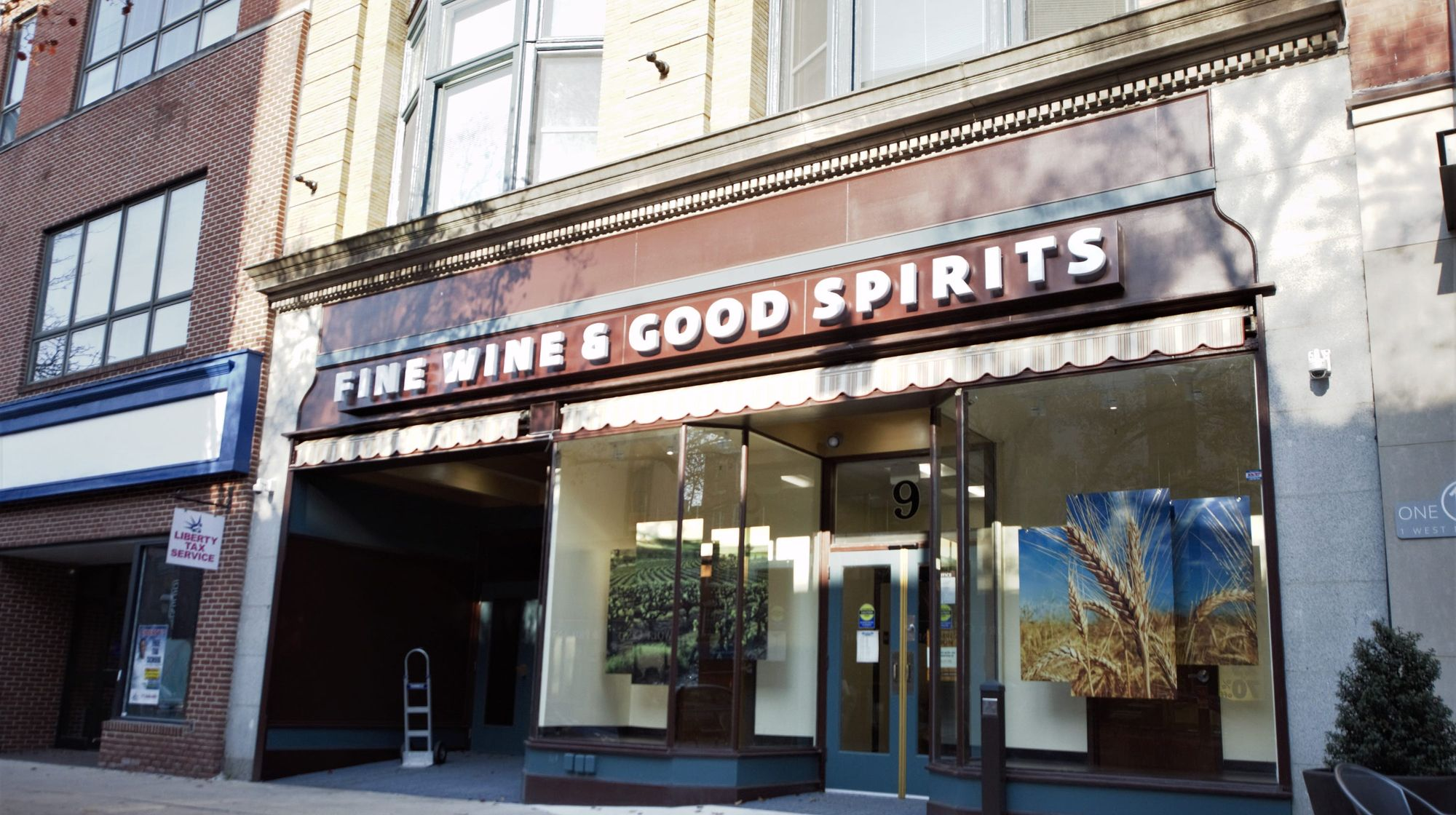 Fine Wine & Good Spirits is Reopening More of Its Stores on May 15