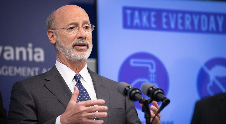 Gov. Wolf's Stay-At-Home Order to End on June 4