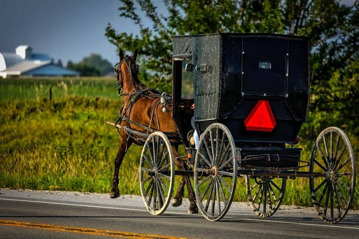 Where to stay and what to do in Amish Country