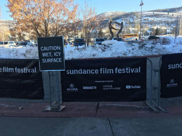 Red Lion Alumni at Sundance Film Festival