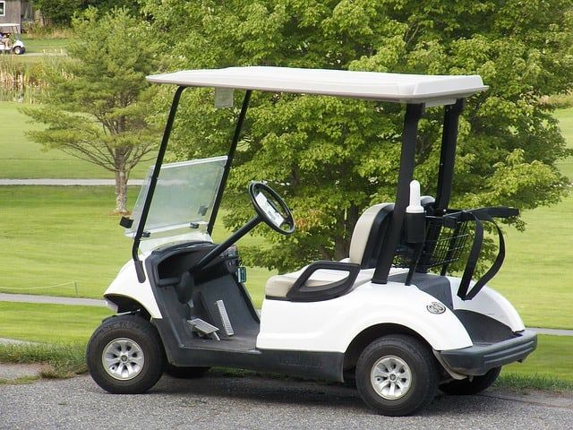 3 Juveniles Steal Golf Cart in Red Lion and Lead Police on Chase.