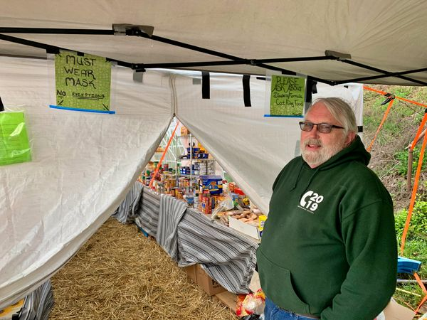 The Little Red Lion Food Pantry that Could