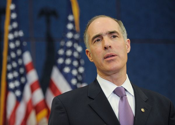 U.S. Senator Bob Casey Plans to Donate His Plasma after Testing Positive for COVID-19 Antibodies