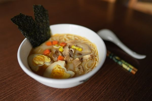 Thoughts: Ramen in a Time of a Crisis