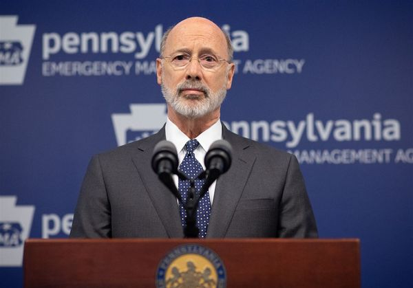Governor Wolf Threatens Counties with 'Consequences' if They Violate His Stay-At-Home Order