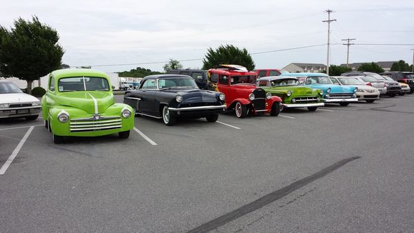 York Street Rod Nationals Canceled