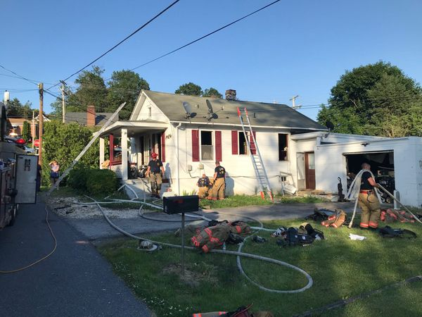 Fire in Manchester Township Left Five Residences Displaced