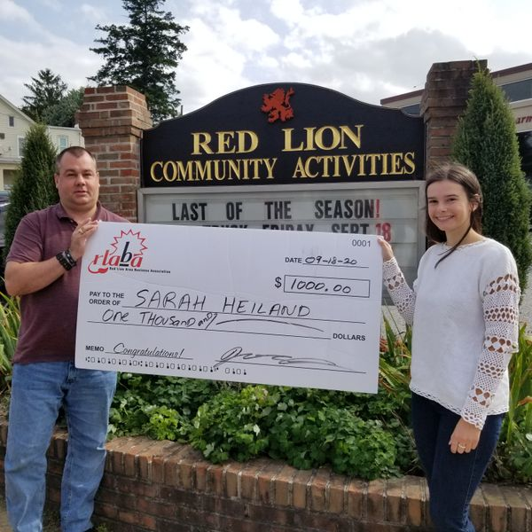 Red Lion Business Association Gives out Scholarship