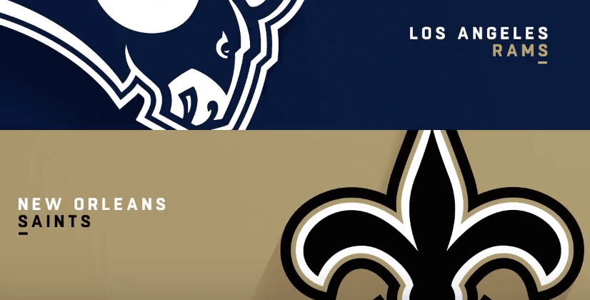 Rams Beat the Saints - Watch the Recap