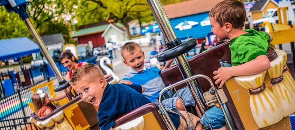 Dutch Wonderland 2019 Opening Day in April.