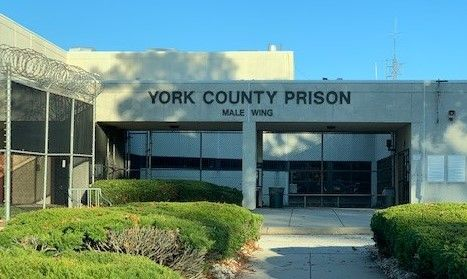 Mumps Outbreak at the York County Prison